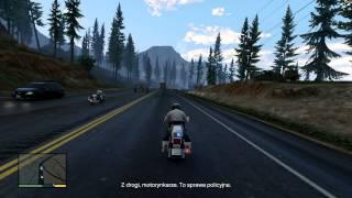 GTA V #40 Policja, szybkie wozy i pościgi