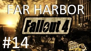 Fallout 4. Far Harbor [PC] Прохождение #14 Воспоминания Дима 0V-9AX0, 0J-2NN8, 0H-3X0P, 0Z-7A4K