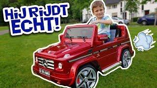 JAYDEN KRIJGT EEN ECHTE AUTO MERCEDES G55 AMG!!! - KOETLIFE VLOG #758