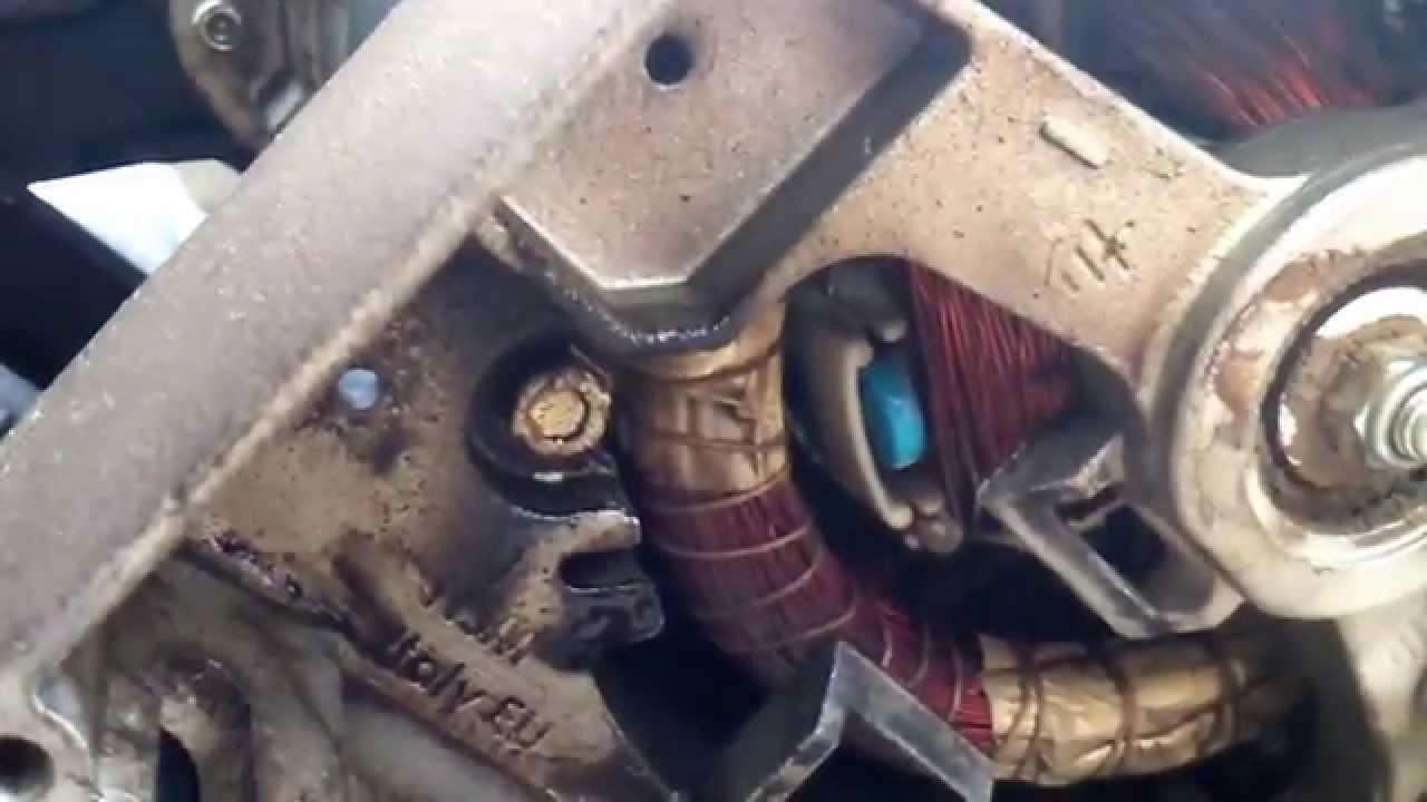 Reparaci 243 N Generador Portatil Sin Carbones 8 Kva Youtube