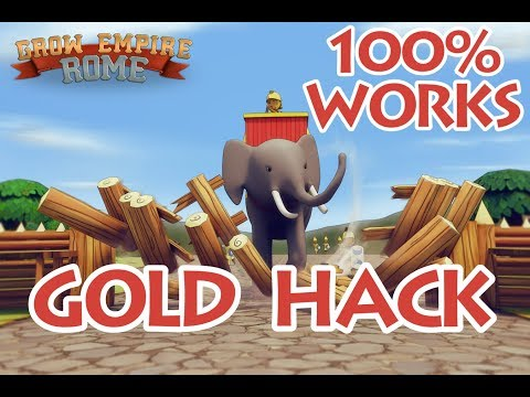 Grow Empire: Rome Gold Hack ||100% Works Totally Free