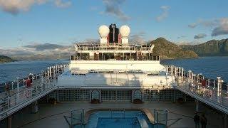 'FJORDS & WATERFALLS II' Cruise aboard