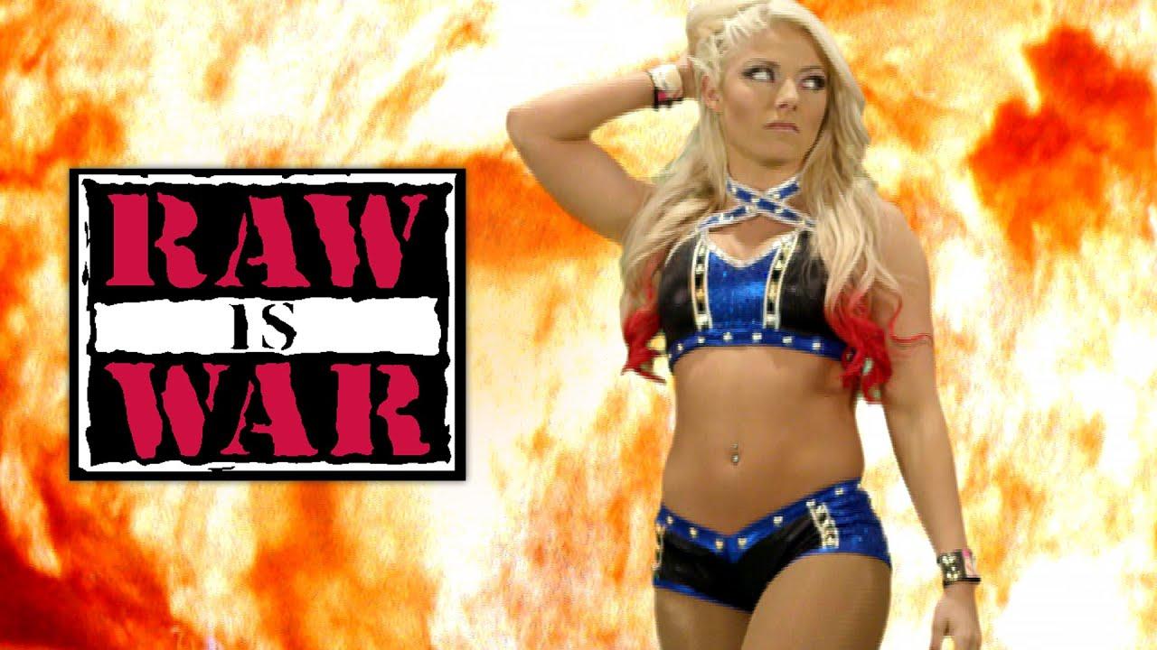 Raw's Attitude Era intro with current Superstars: Raw 25 Mashup