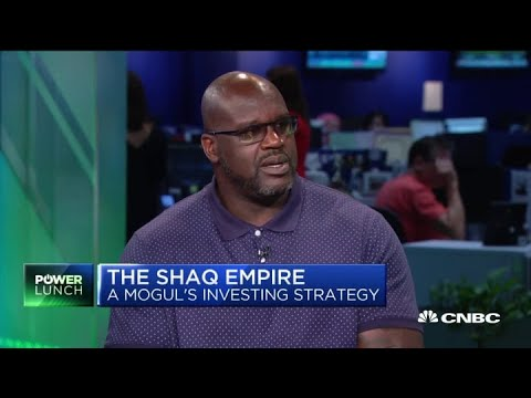 Shaq: Invest In Companies That Can Change Lives