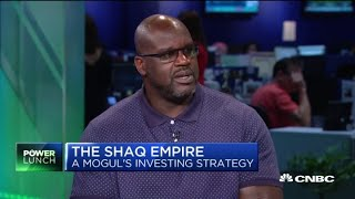 Shaq: Invest in companies that can change lives Video