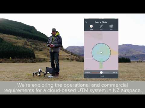 Airways NZ AirMap trial