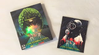 Contamination - Arrow Video (1980) Blu Ray Review and Unboxing