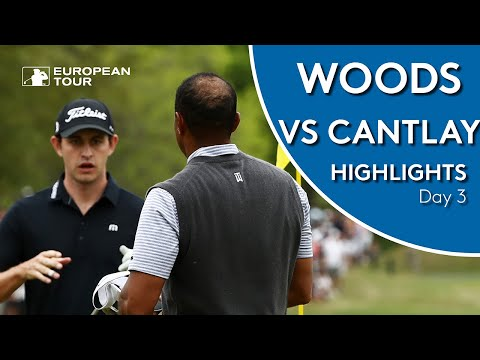 Tiger Woods Vs Cantlay Highlights | Day 3 | 2019 WGC-Dell Technologies Match Play