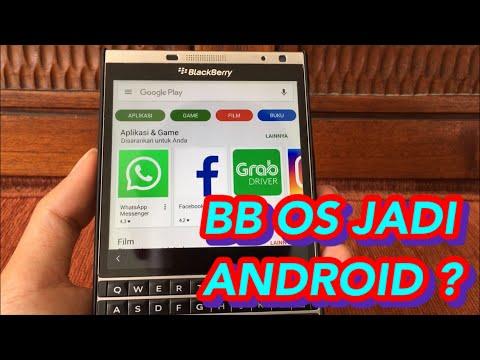 Tutorial Install Google Play Store Di Blackberry OS 10 - Blackberry Passport Jadi Android