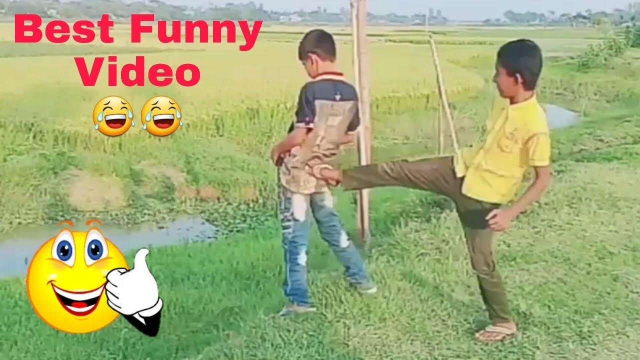 Download New Funny Video To Comedy Video Clip 2018 || The Fajlami Media