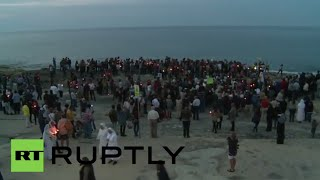 Malta: Marchers honour drowned migrants with candlelit vigil