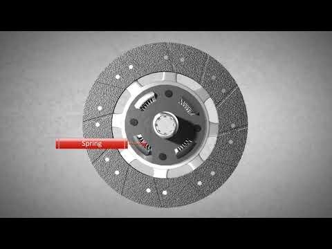Cấu tạo và nguyên lý hoạt động của bộ ly hợp ma sát trên xe ô tô 1