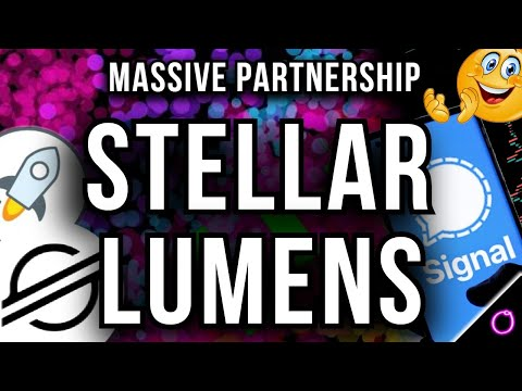 MASSIVE potential partnership for Stellar Lumens (crypto top news)