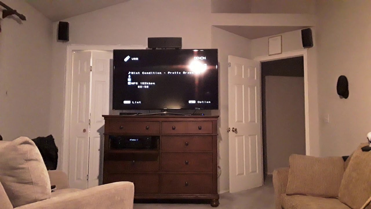 Martin Logan Bedroom Surround Sound System Featuring Mint Condition On Youtube