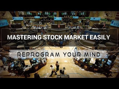 Stock Market Trading affirmations mp3 music audio - Law of attraction - Hypnosis - Subliminal