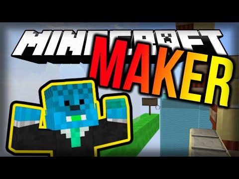 MINECRAFT: IGRAM VAŠE LEVELE ! ! | Minecraft Maker