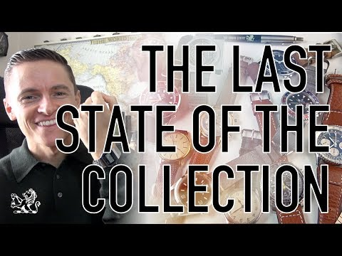 My Final State Of The Watch Collection - December 2017 - Omega, Seiko, Rolex, Sinn, Fortis & More