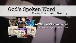 God's Spoken Word - Andrew Wommack Ministries