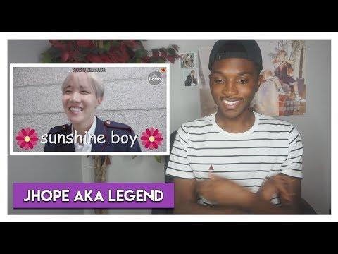 An Introduction to BTS: J-Hope Version (REACTION) | Jayden Alexander