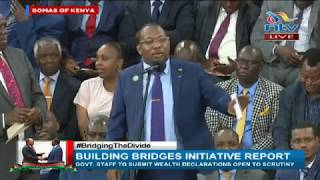 BBI Report: Governor Sonko criticises event organisers; wants cartels dealt with