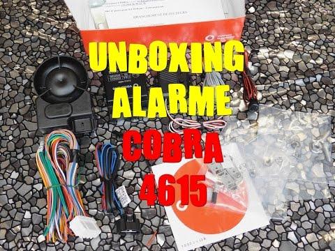 pr sentation de l 39 alarme pour voiture cobra 4615 youtube. Black Bedroom Furniture Sets. Home Design Ideas