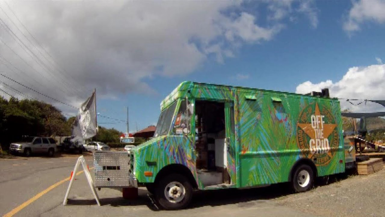 Off The Grid Food Truck St Thomas