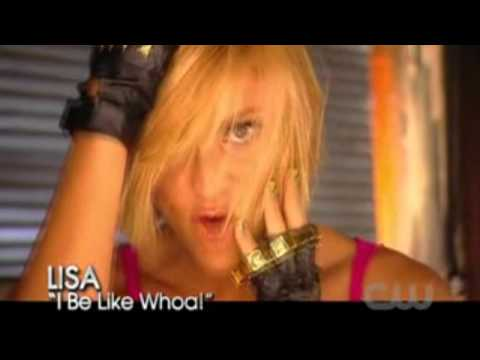 Lisa D'Amato - I Be Like Woah!