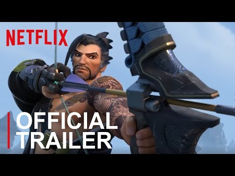 OVERWATCH  Netflix Original Movie    HD  Netflix