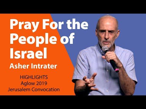 Pray For The People Of Israel