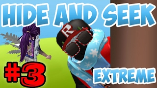 ROBLOX: HIDE AND SEEK EXTREME! #3