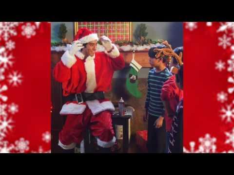 Glaubst du an den Weihnachtsmann?