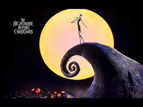The Nightmare Before Christmas Theme Song (Drum&Bass Remix) - YouTube