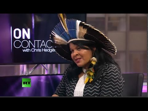 On Contact: Future of the Amazon rainforest - Sonia Bone Guajajara
