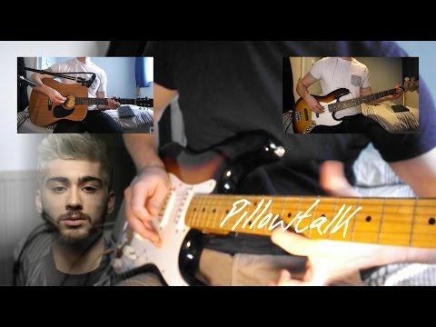 Pillowtalk - ZAYN | Instrumental Guitar Cover