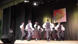 Cēsu deju apriņķa.deju kolektīvu skate Cēsu CATA kultūras namā 2.03.2013 - 00906