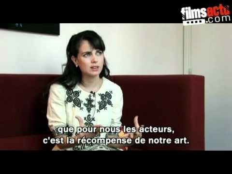 Mia Kirshner Interview on Filmsactu.com