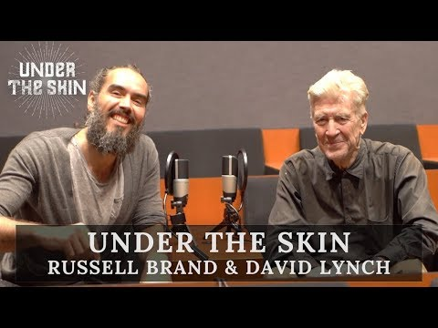 Deep Vedic Philosophy with Genius David Lynch | Russell Brand