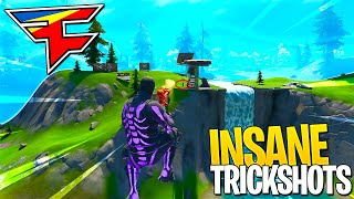 the EASIEST way to hit TRICKSHOTS.. (insane)