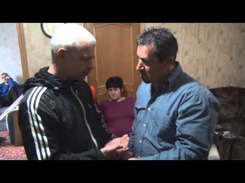 At Rehab Center Moscow Russia Part 2 April 24 30 2013