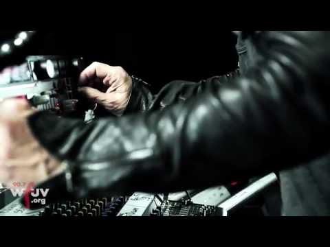 "Daniel Lanois - ""Sci Fi"" (Live at WFUV)"