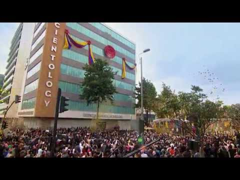 Bogotá, Colombia's Countdown To Scientology Ideal Org Grand Opening