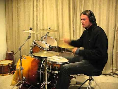 Love and Theft - Angel Eyes: Drum Cover for Students