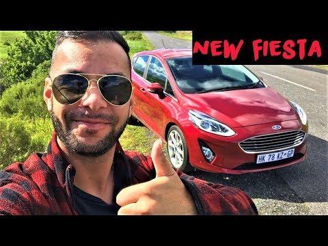New Ford Fiesta Titanium