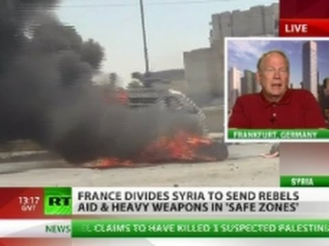 """'West """"adventure"""" in Syria may backfire in face of the world by WW3'"""