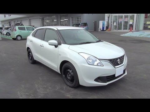 2016 new suzuki baleno xg exterior interior youtube. Black Bedroom Furniture Sets. Home Design Ideas