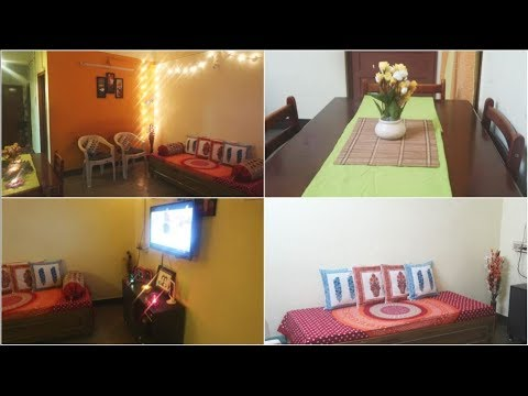 captivating indian small living rooms decorating ideas | SMALL INDIAN CHENNAI RENTED HOME TOUR || LIVING ROOM TOUR ...