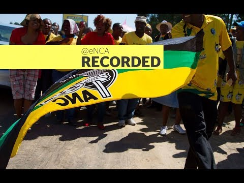 ANC to brief