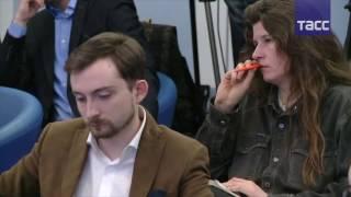 Презентация правозащитного проекта Евгении Чудновец
