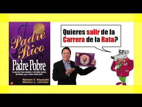 Padre Rico Padre Pobre l CASH FLOW l La carrera de la rata