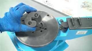 Инструмент кузнечный MB25-30 для гибки завитков BlackSmith(, 2013-04-30T02:32:12.000Z)